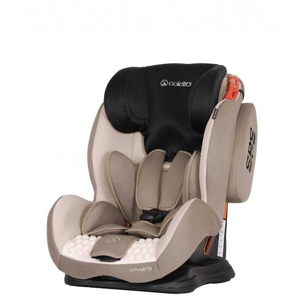 Стол за кола Coletto Vivaro Isofix Beige 9-36 кг