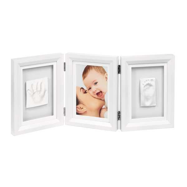 Baby Art – Отпечатък за ръчичка и краче – Classic бяло