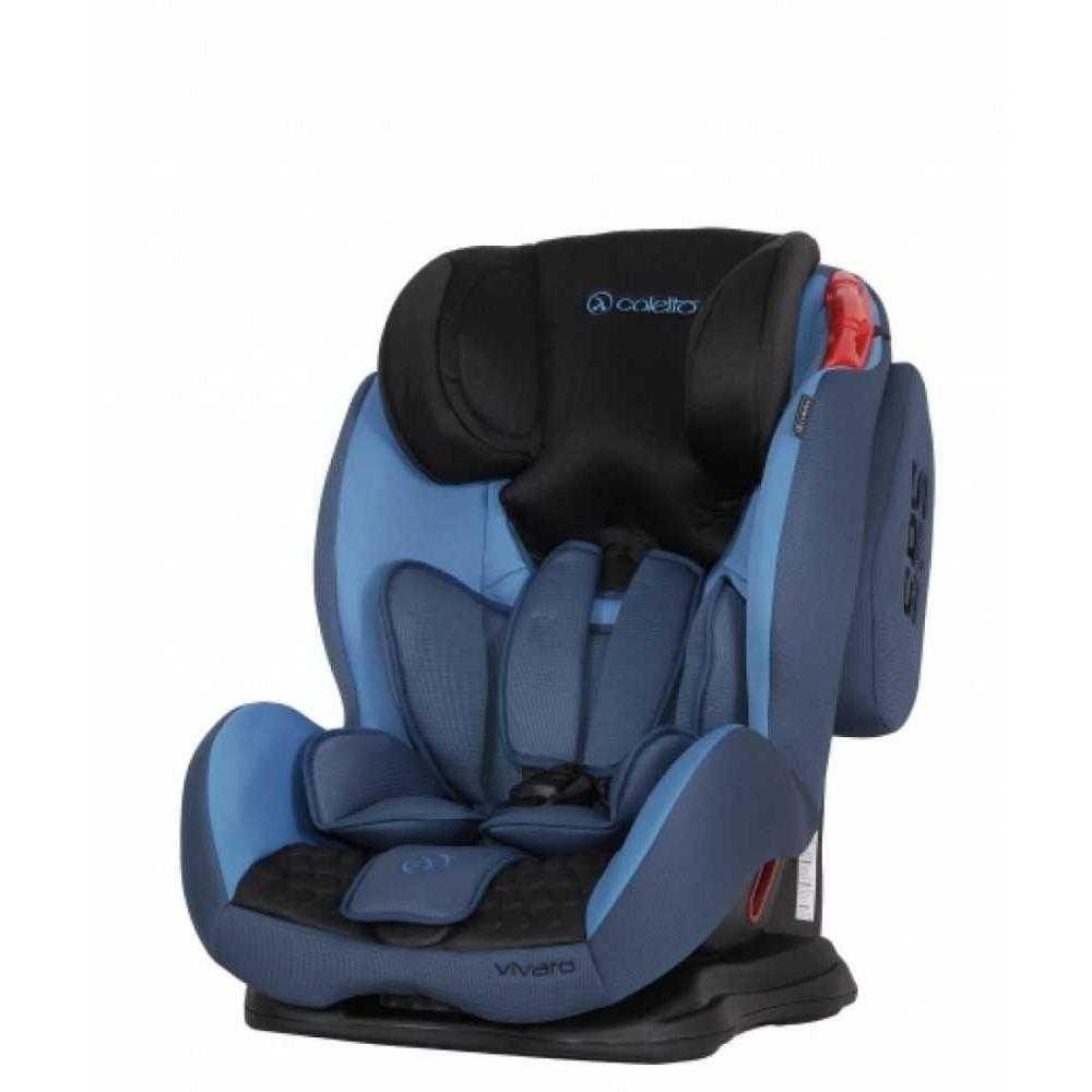 Стол за кола Coletto Vivaro Isofix Blue 9-36 кг