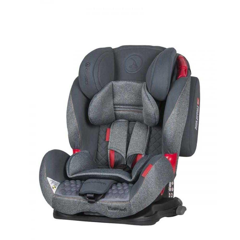 Стол за кола Coletto Vivaro Isofix Grey 9-36 кг