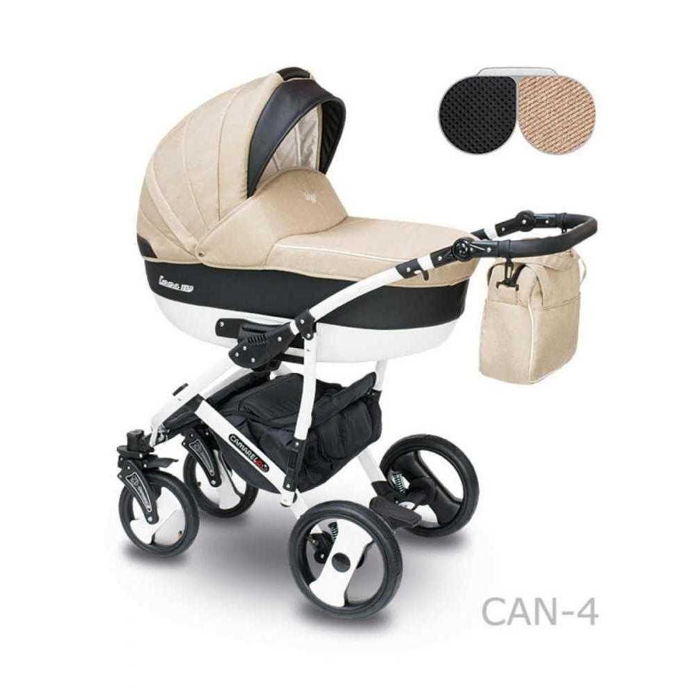 Комбинирана детска количка Camarelo Carera New Can – 4