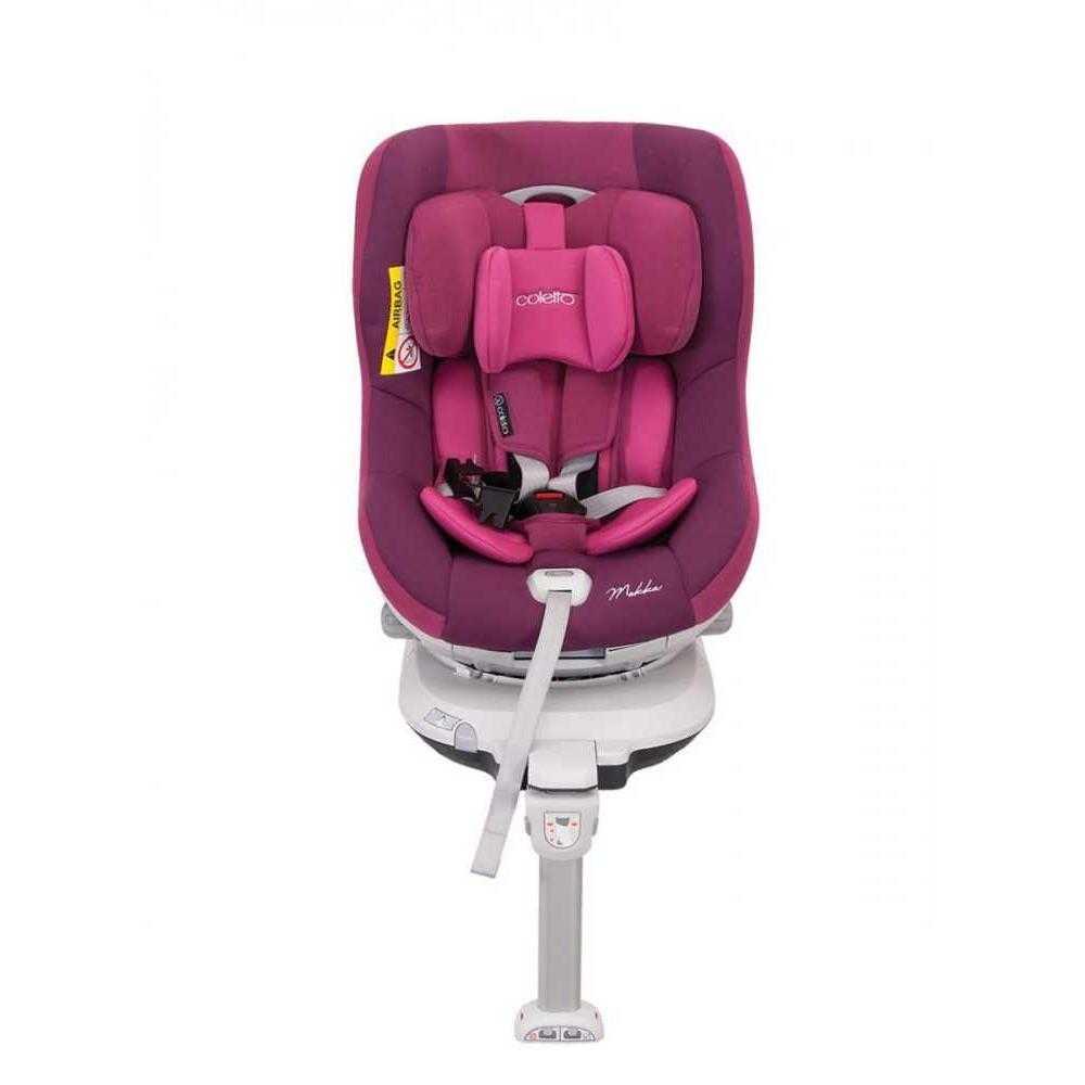 Стол за кола Coletto Mocca Isofix  – Pink (0-18кг.)