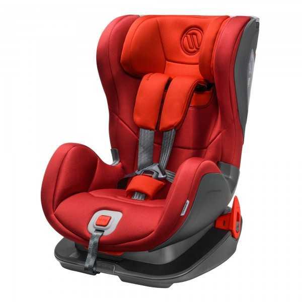 Avionaut Glider Expedition столче за кола 9-25 кг червено EX.01