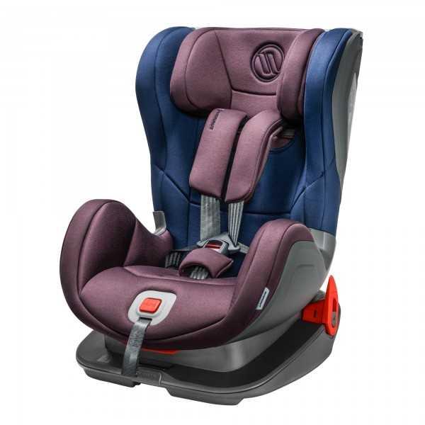 Avionaut Glider Expedition столче за кола 9-25 кг лилаво/синьо EX.04