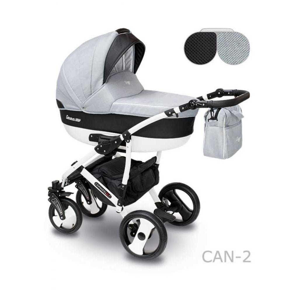 Комбинирана детска количка Camarelo Carera New Can – 2