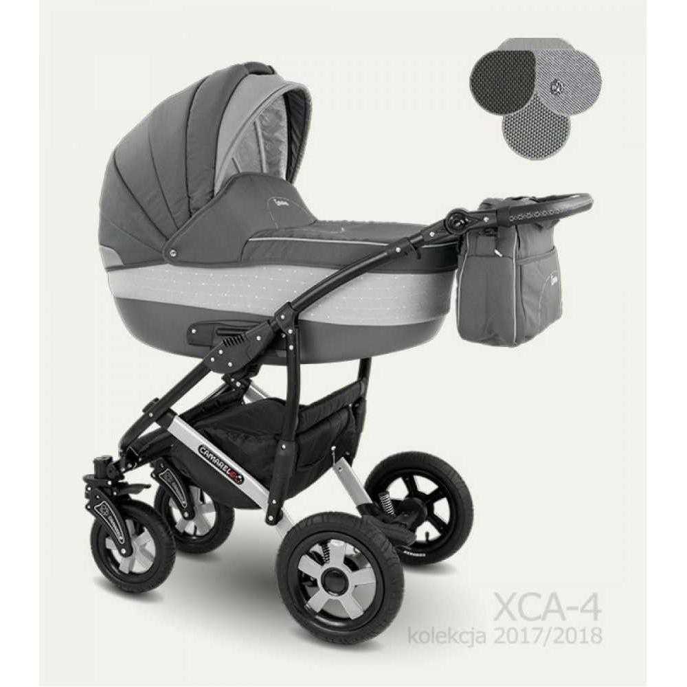 Комбинирана детска количка Camarelo Carera XCA-4