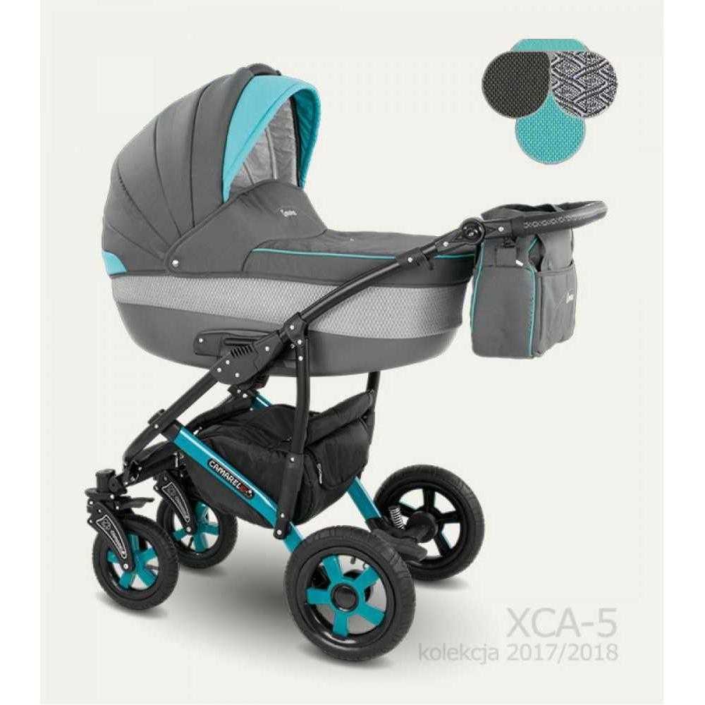 Комбинирана детска количка Camarelo Carera XCA-5