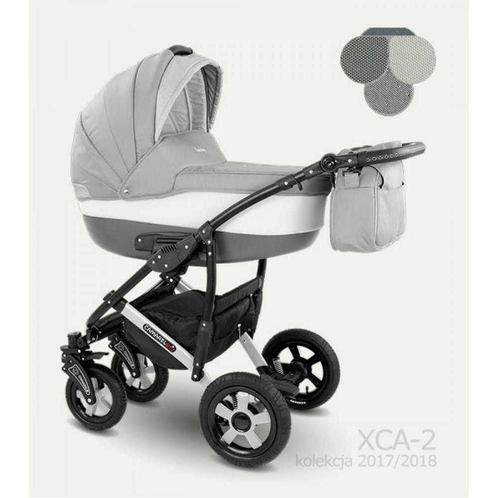 Комбинирана детска количка Camarelo Carera XCA-2