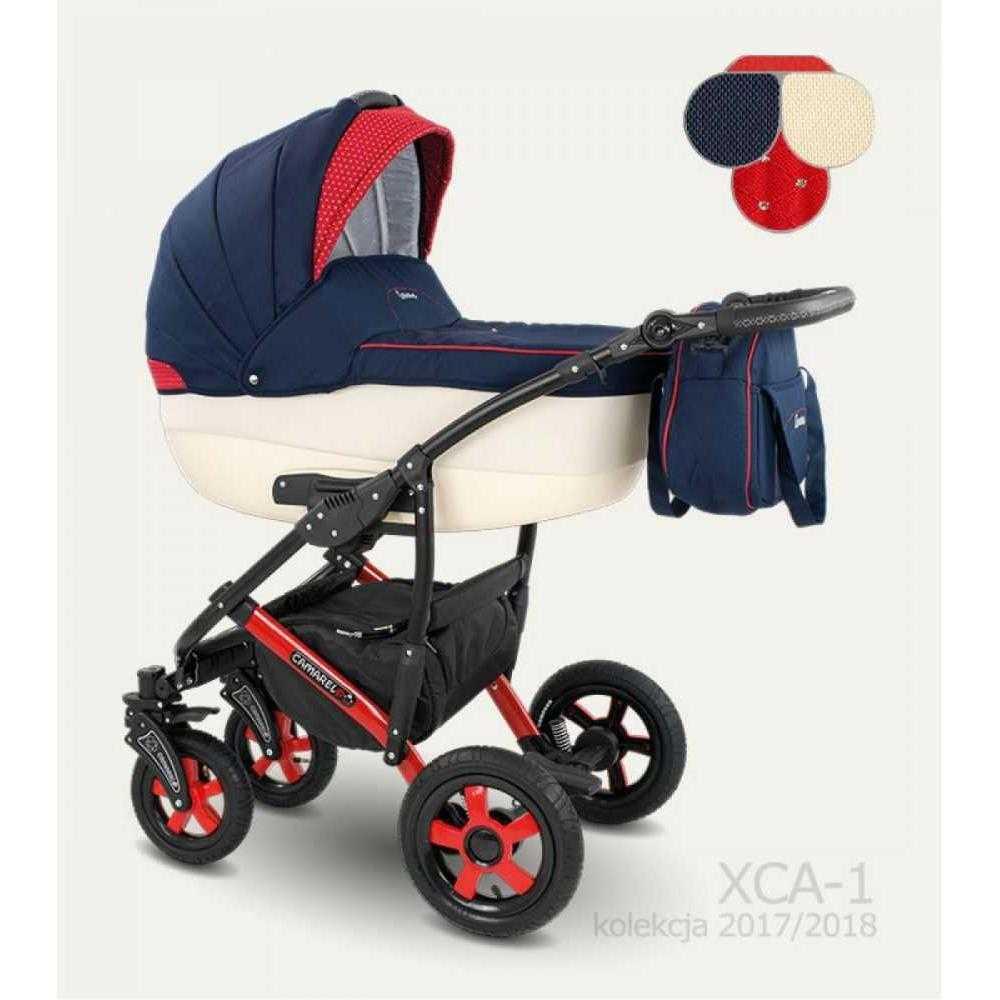 Комбинирана детска количка Camarelo Carera XCA-1