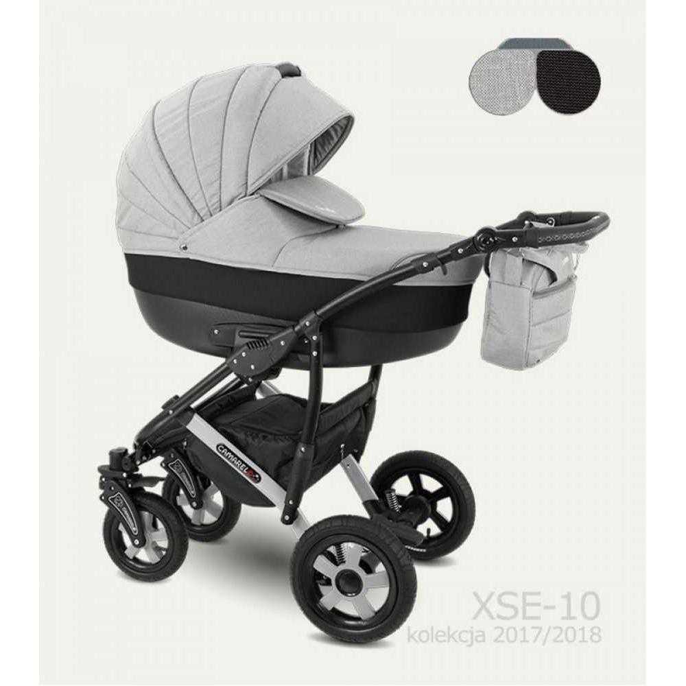 Комбинирана детска количка Camarelo Sevilla XSE-10