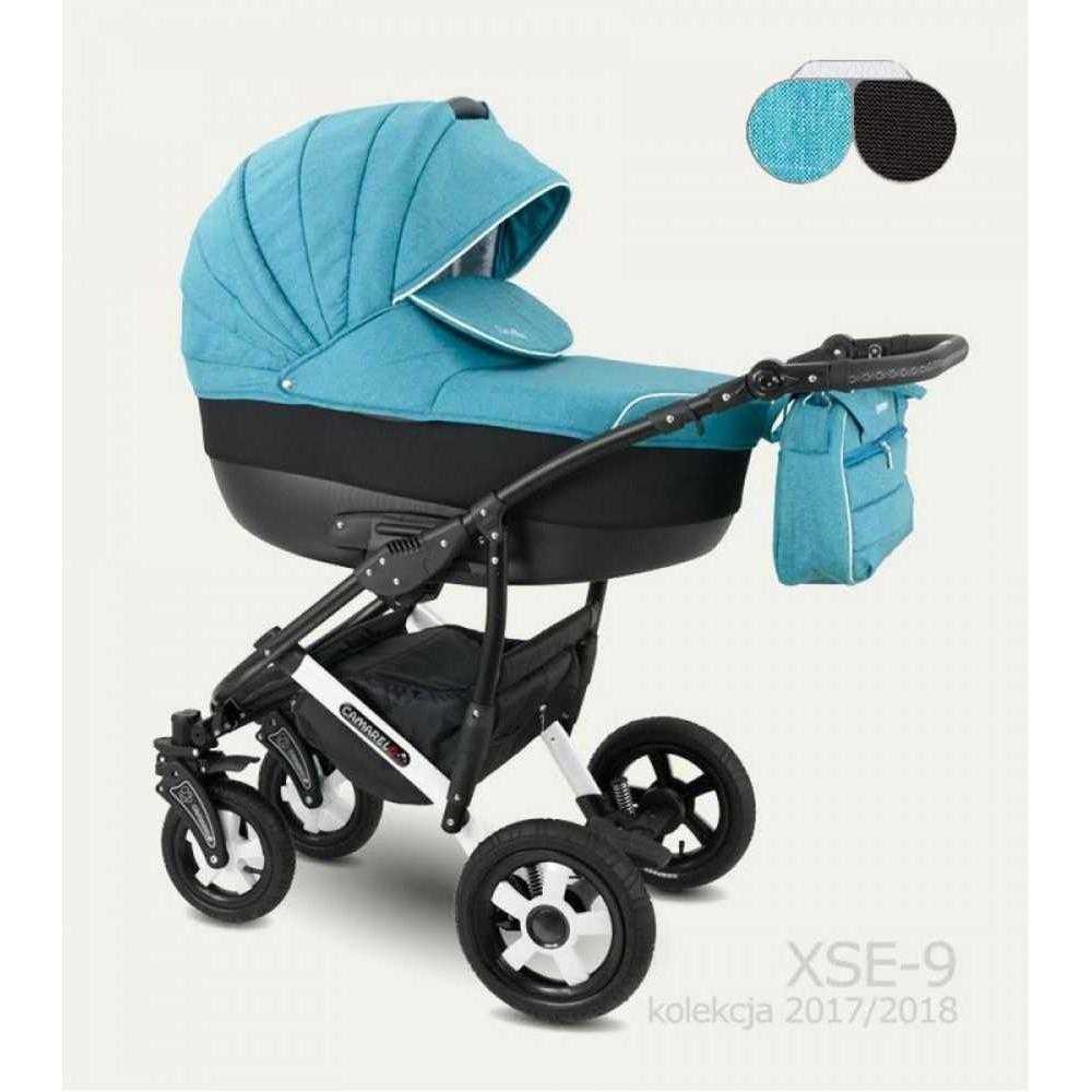 Комбинирана детска количка Camarelo Sevilla XSE-9