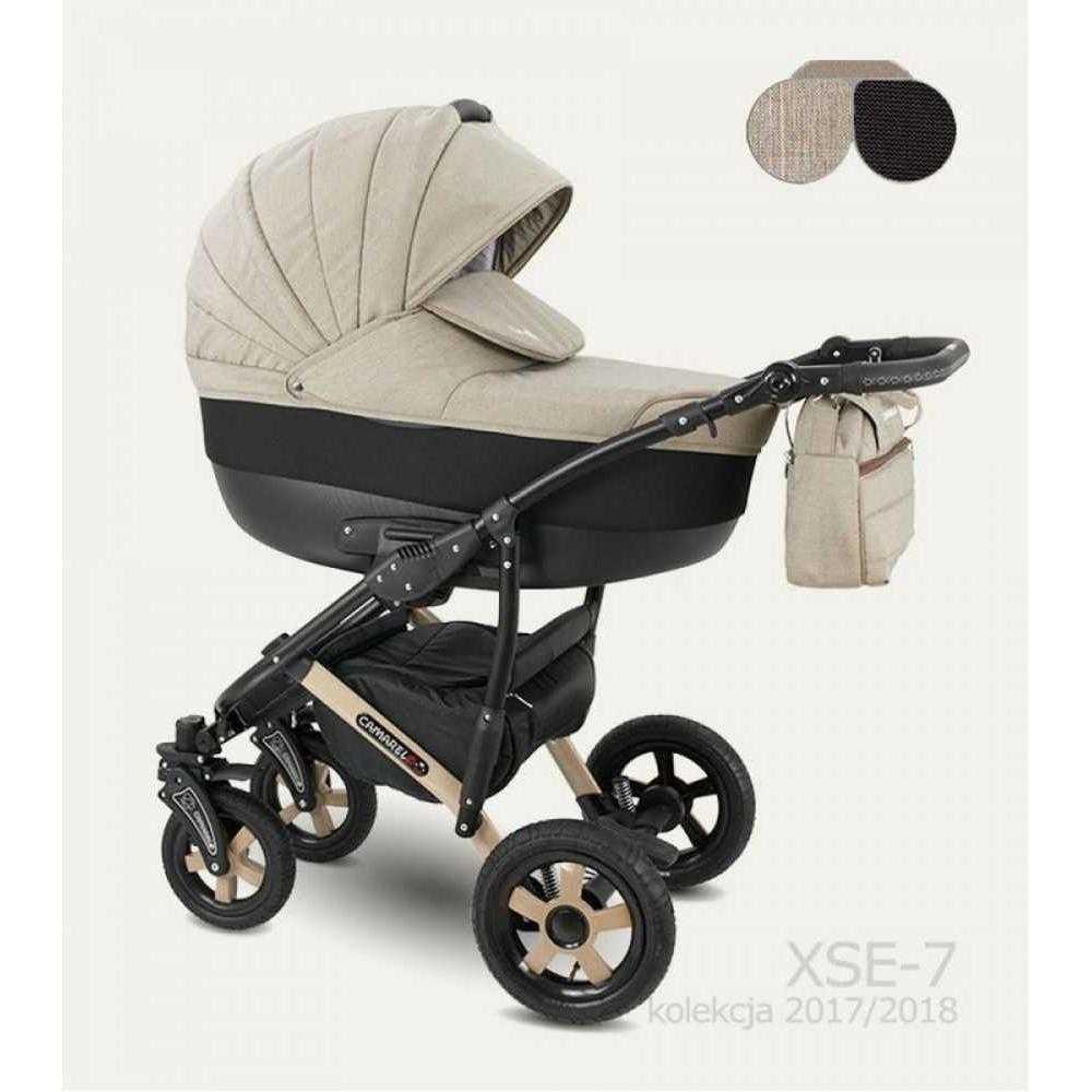 Комбинирана детска количка Camarelo Sevilla XSE-7