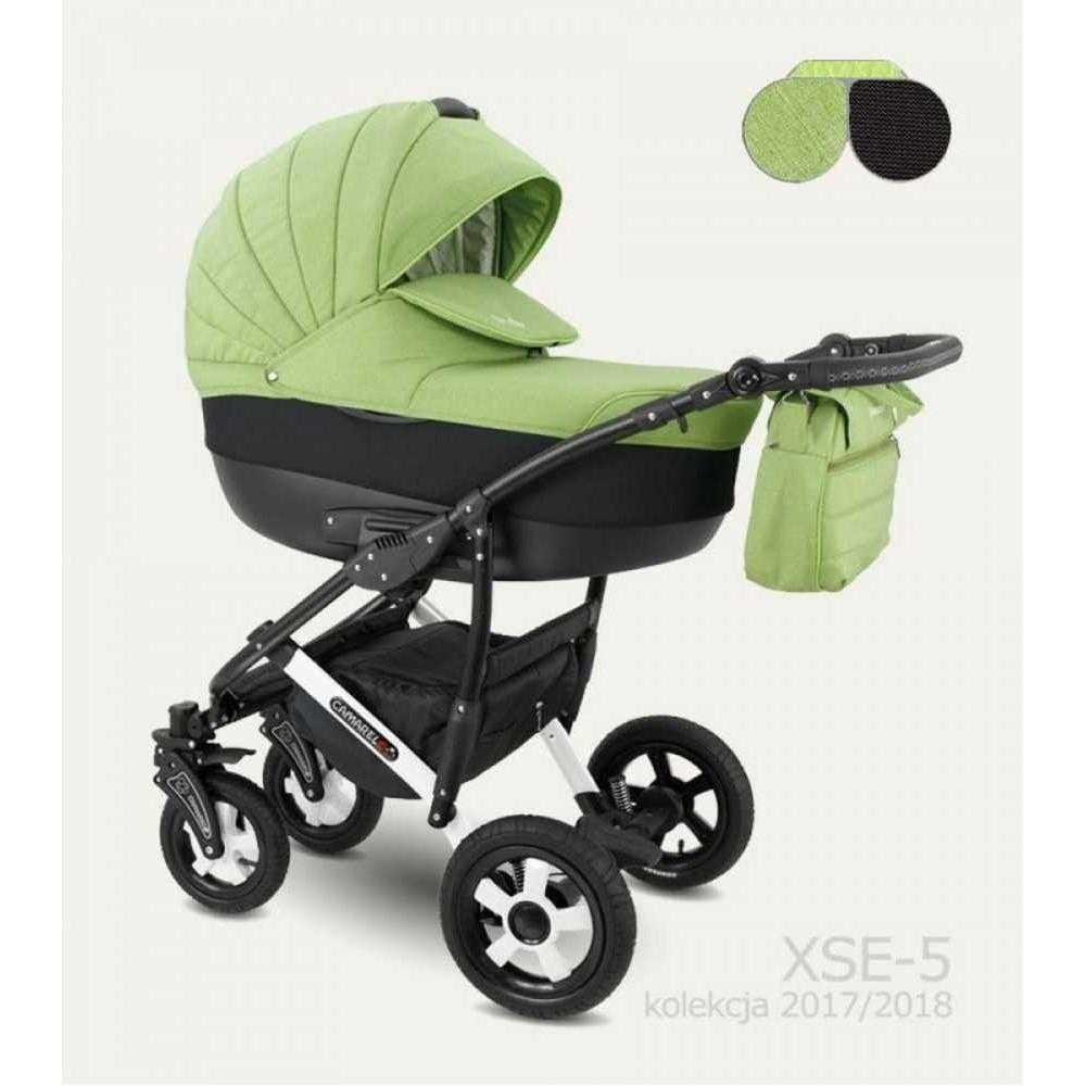 Комбинирана детска количка Camarelo Sevilla XSE-5