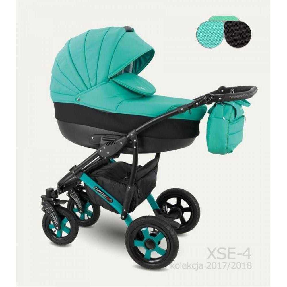 Комбинирана детска количка Camarelo Sevilla XSE-4