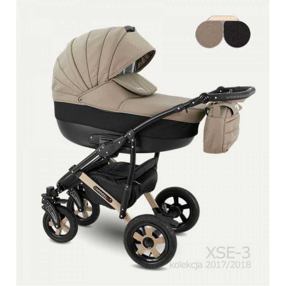 Комбинирана детска количка Camarelo Sevilla XSE-3