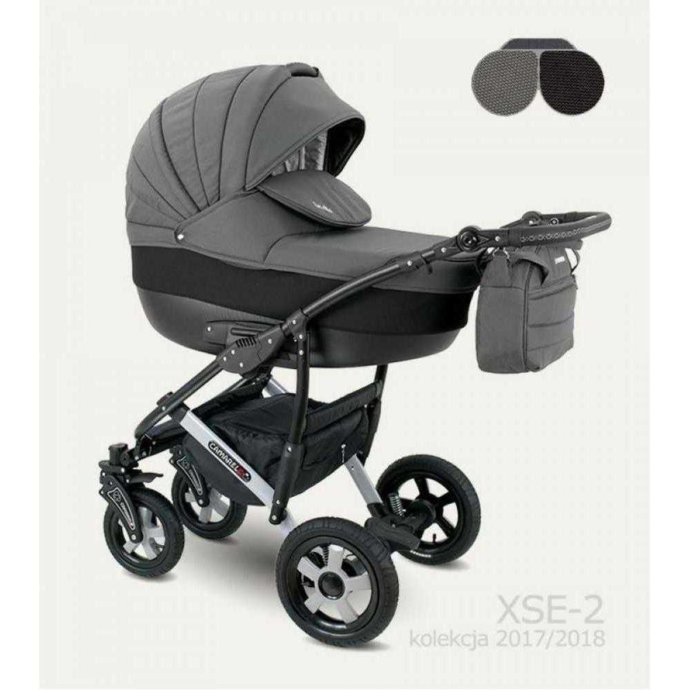 Комбинирана детска количка Camarelo Sevilla XSE-2