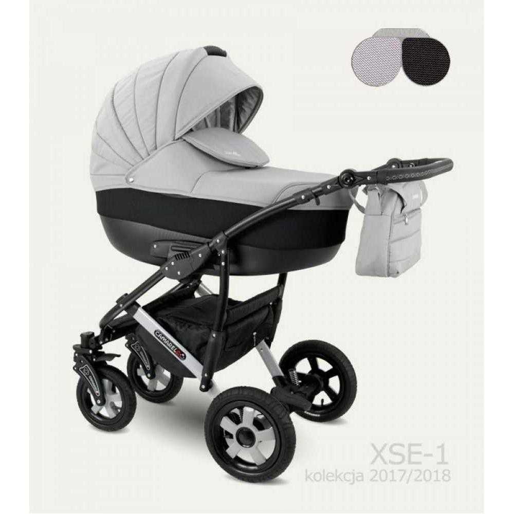 Комбинирана детска количка Camarelo Sevilla XSE-1