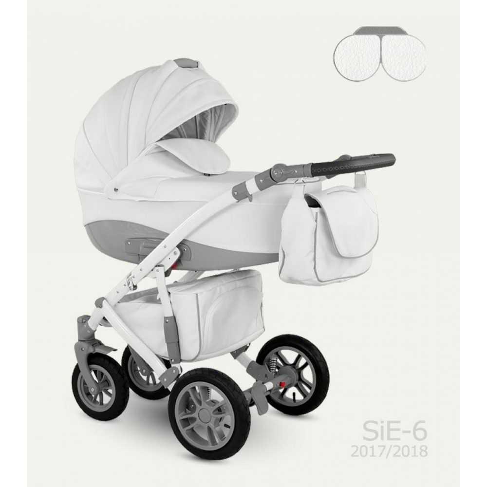 Комбинирана детска количка Sirion Eco SIE-6