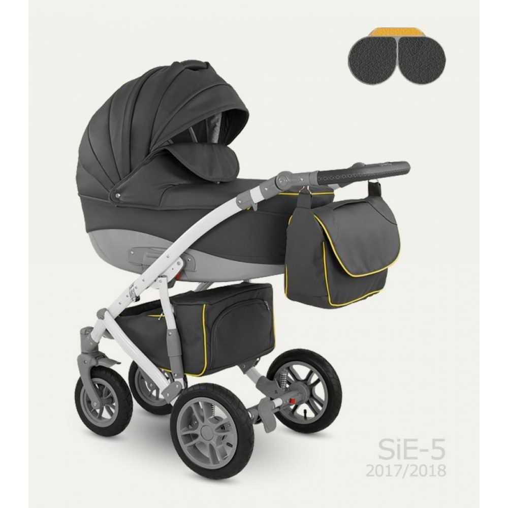 Комбинирана детска количка Sirion Eco SIE-5