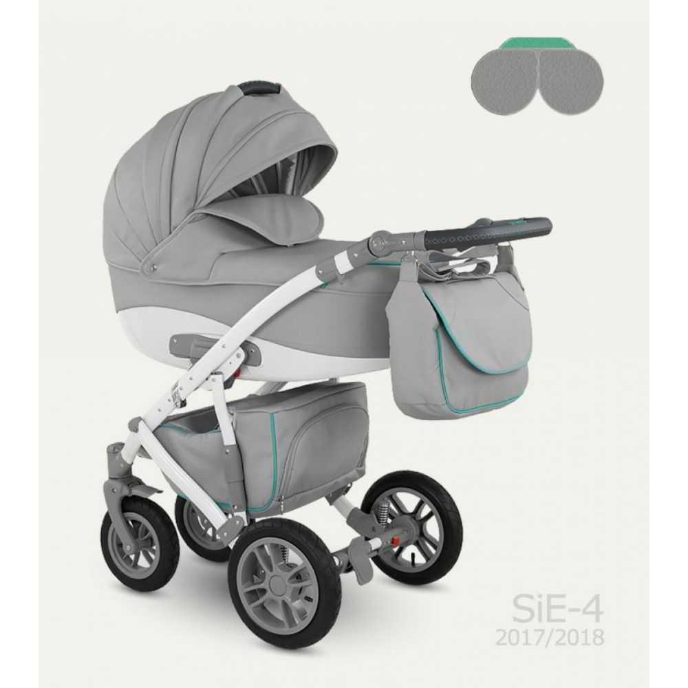 Комбинирана детска количка Sirion Eco SIE-4