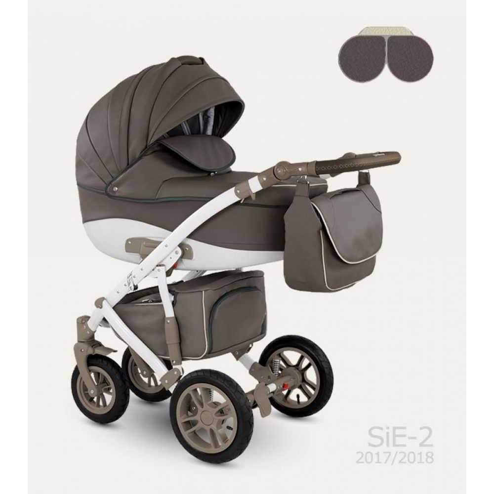 Комбинирана детска количка Sirion Eco SIE-2