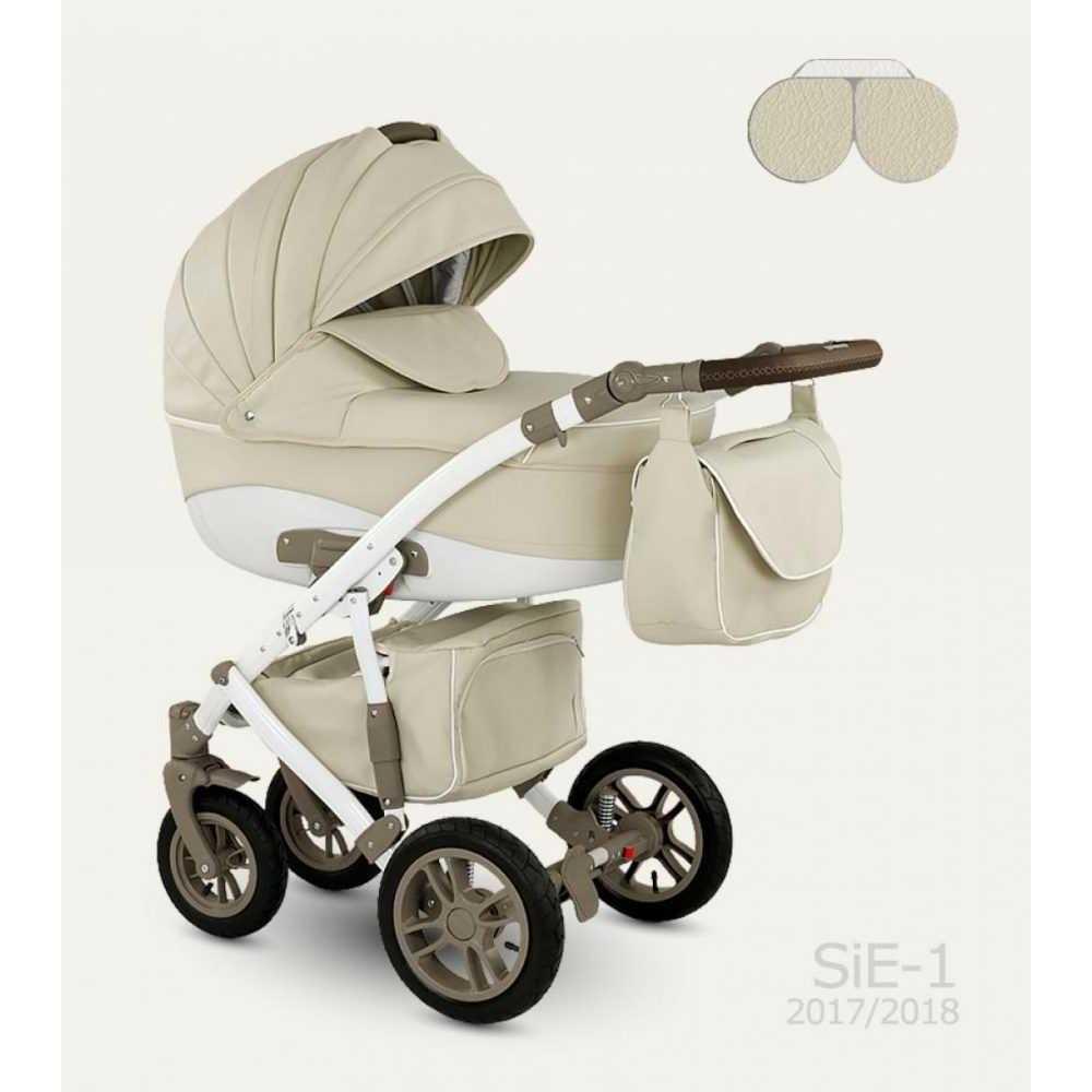 Комбинирана детска количка Sirion Eco SIE-1