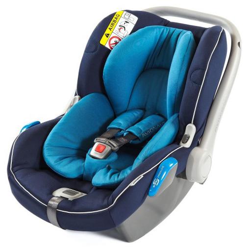 Столче за кола Avionaut Kite +, K.08, 0-13 кг, Синьо