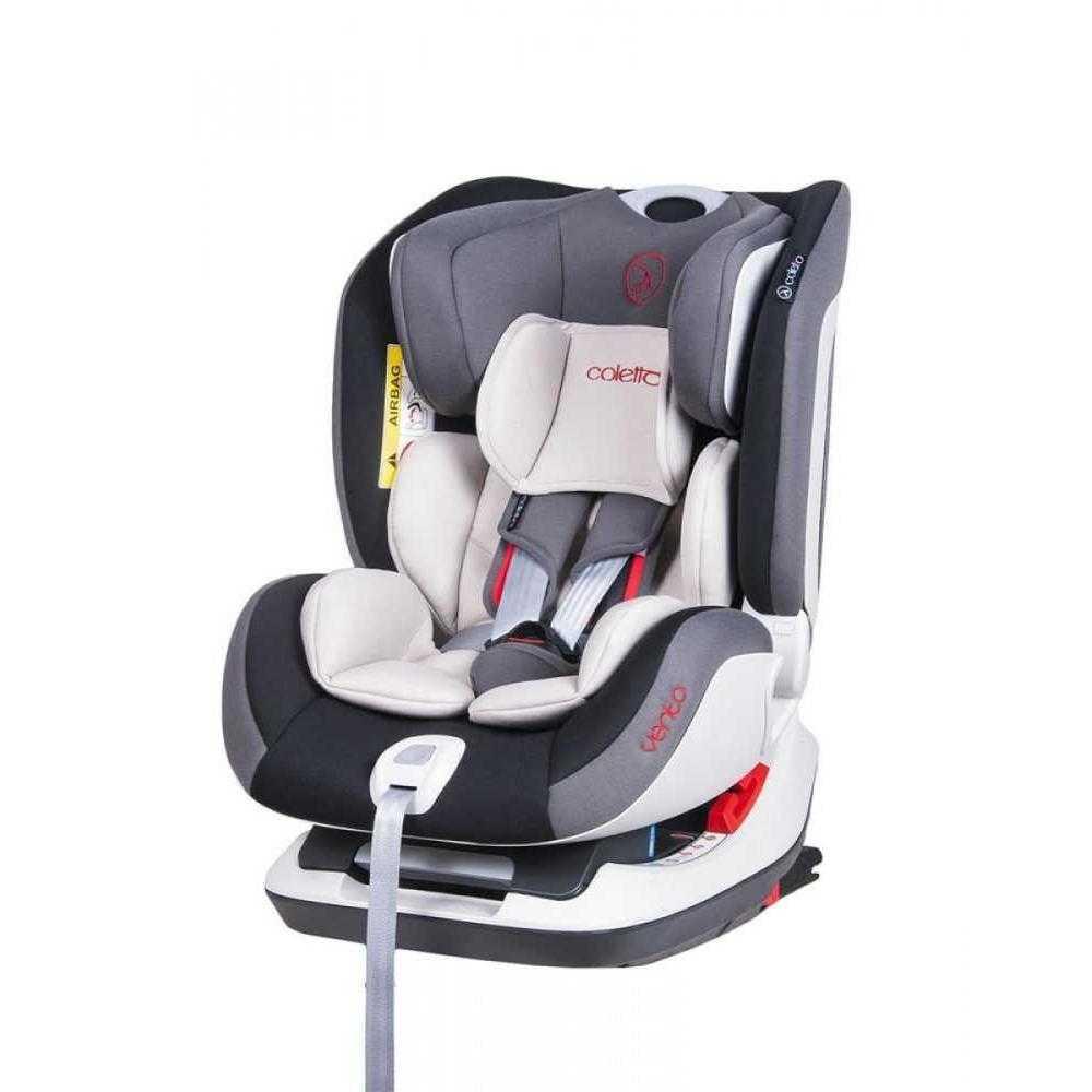 Стол за кола Coletto Vento Isofix Grey 0-25 кг