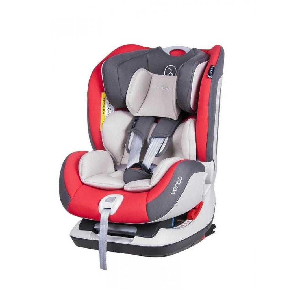 Стол за кола Coletto Vento Isofix Red 0-25 кг