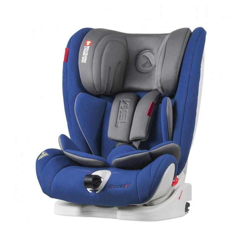 Стол за кола Coletto Tessa Isofix Navy (9-36 кг)