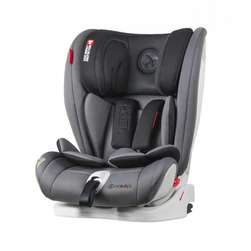 Стол за кола Coletto Tessa Isofix Grey (9-36 кг)