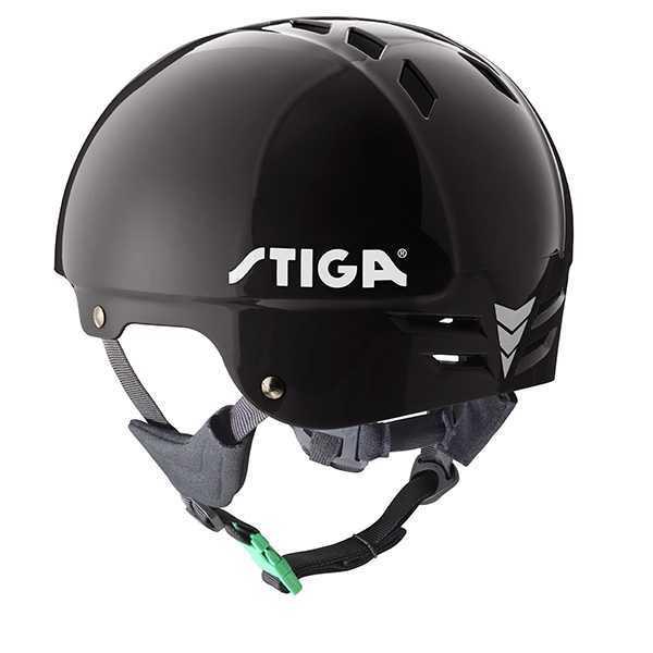 STIGA – Предпазна каска PLAY черна