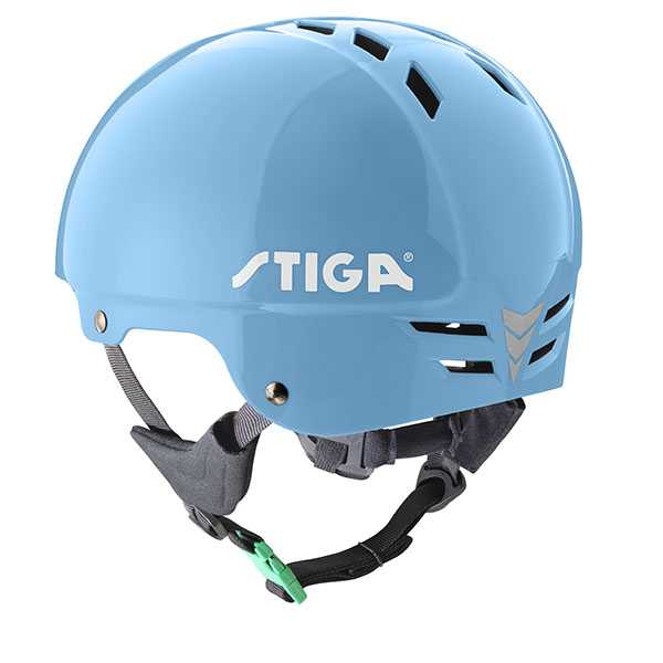 STIGA – Предпазна каска PLAY синя