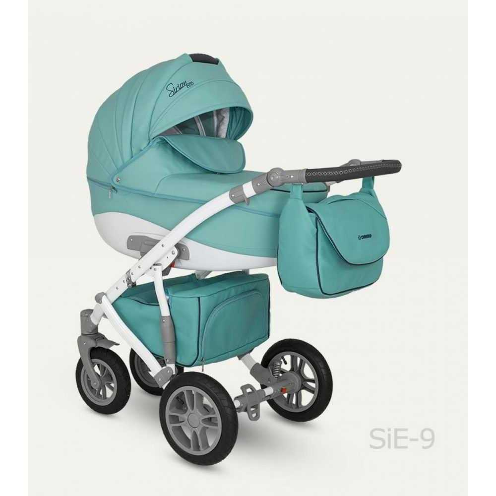 Комбинирана детска количка Sirion Eco SIE-9