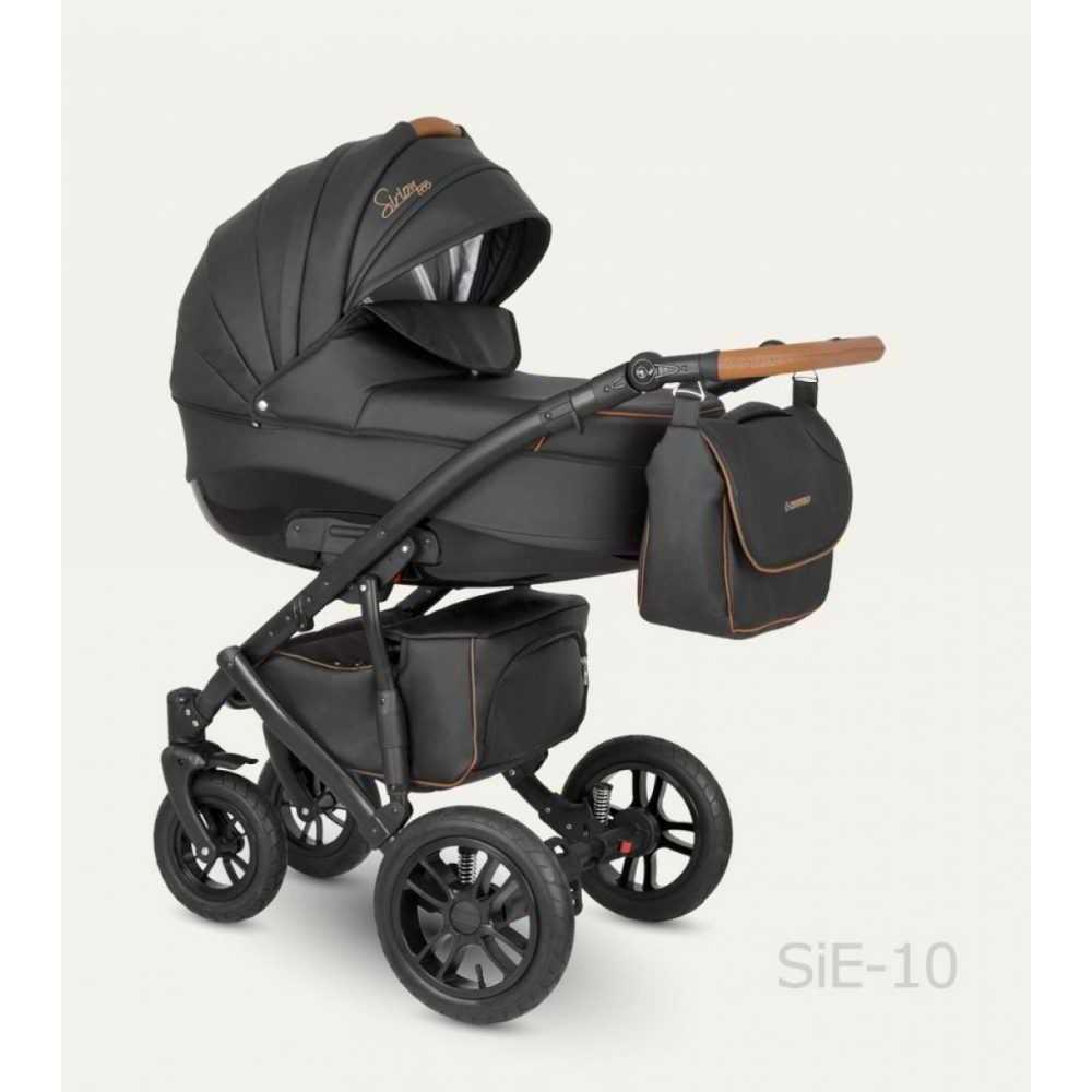 Комбинирана детска количка Sirion Eco SIE-10