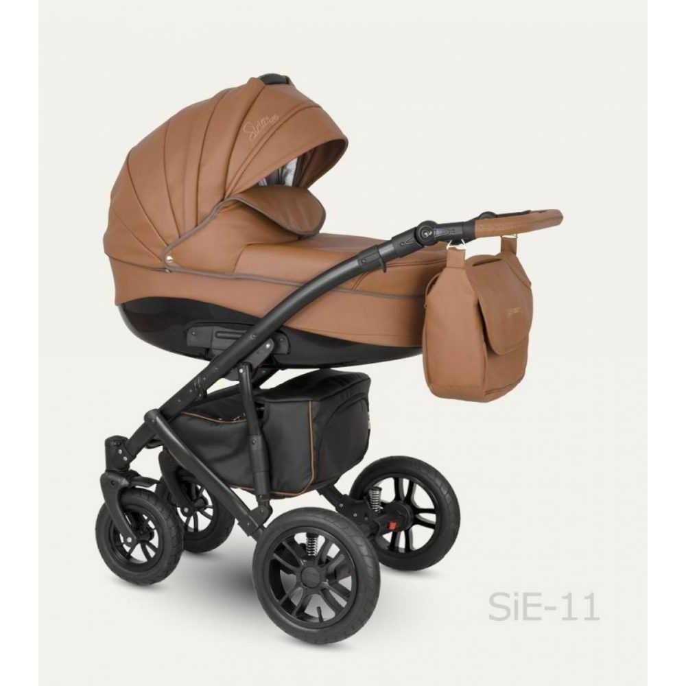 Комбинирана детска количка Sirion Eco SIE-11