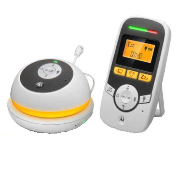 Бебефон Motorola MBP169
