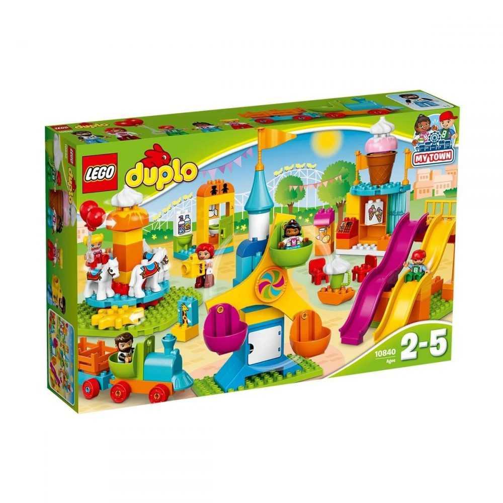 LEGO® DUPLO® 10840 – Голям панаир