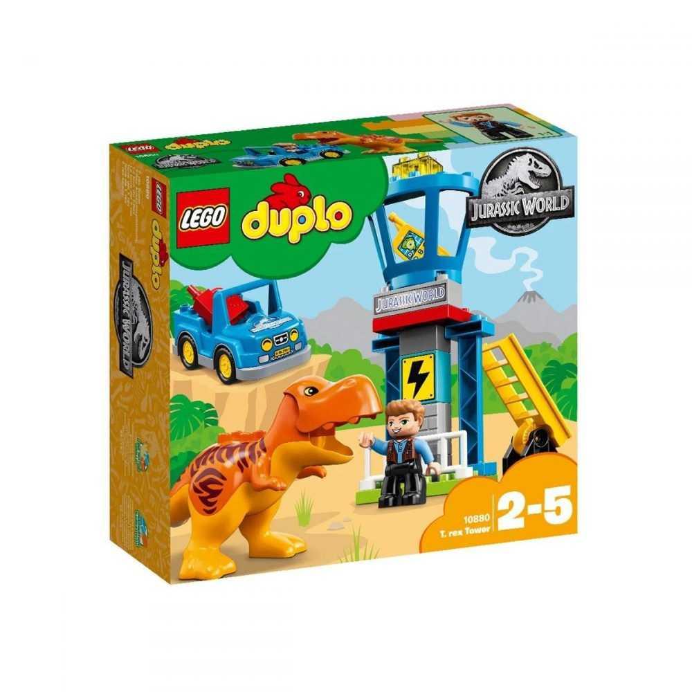 LEGO® DUPLO® 10880 – Кула за тиранозавър рекс