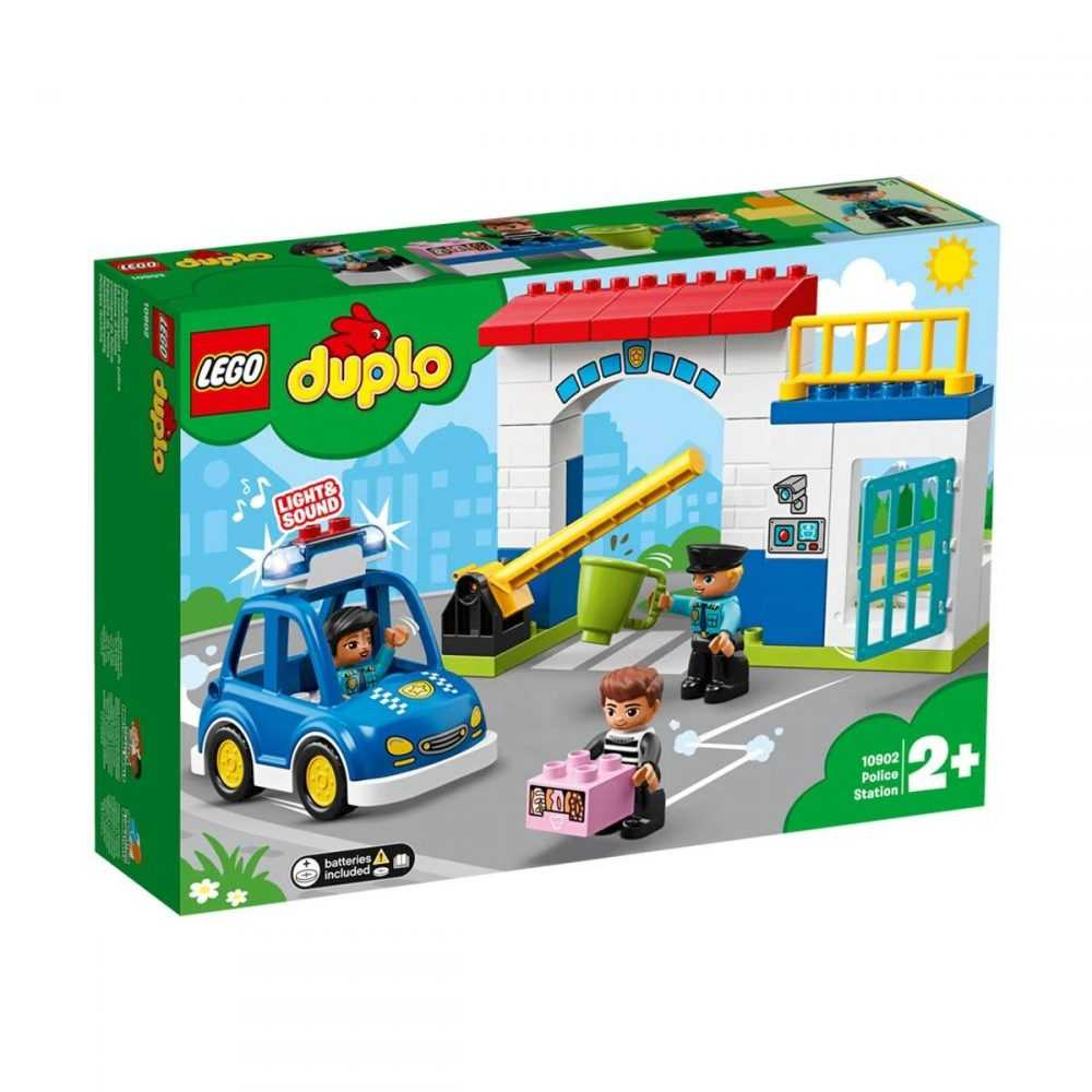 LEGO® DUPLO® 10902 – Полицейски участък