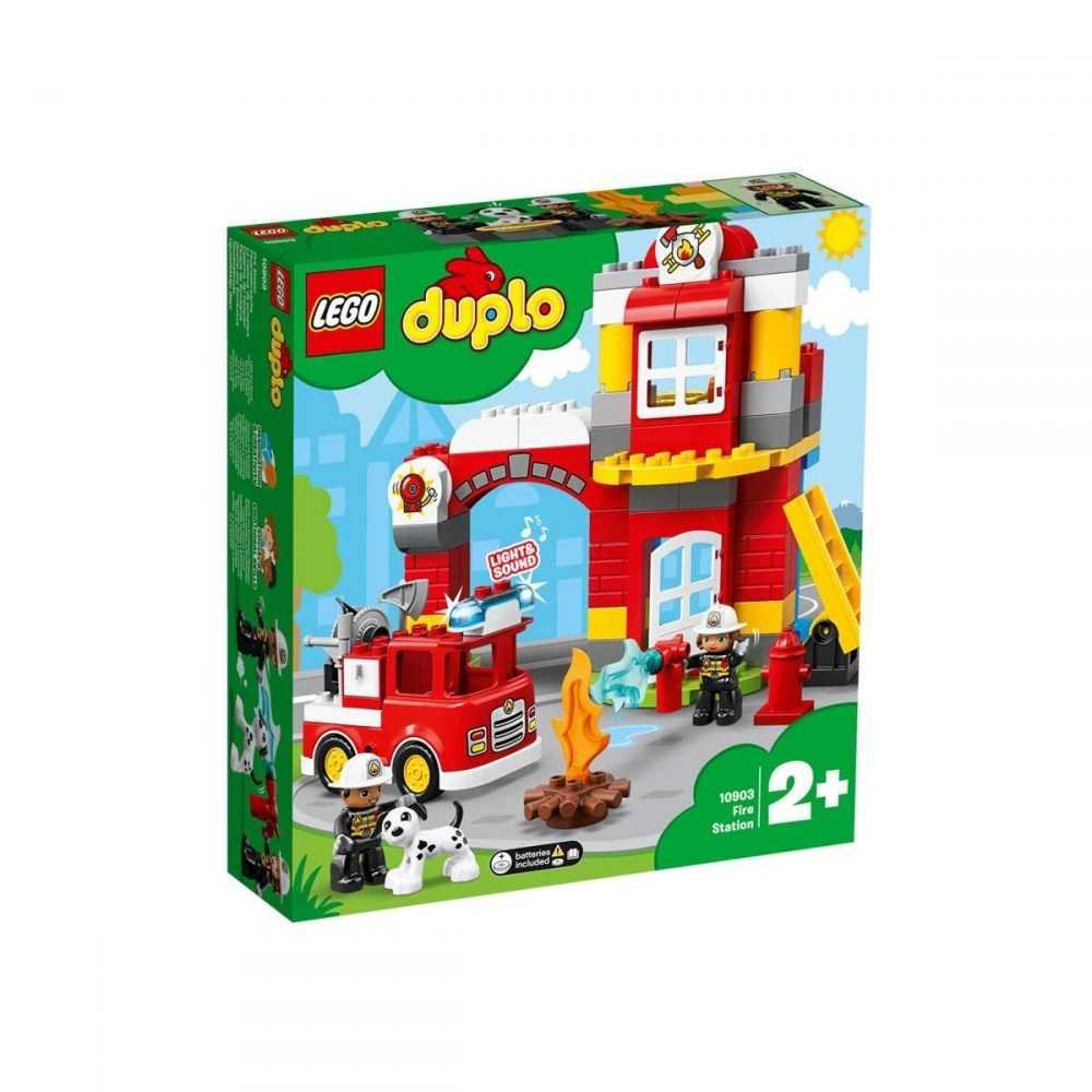 LEGO® DUPLO® 10903 – Пожарна команда