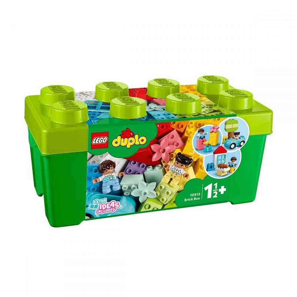 LEGO® DUPLO® Classic 10913 – Кутия с тухлички