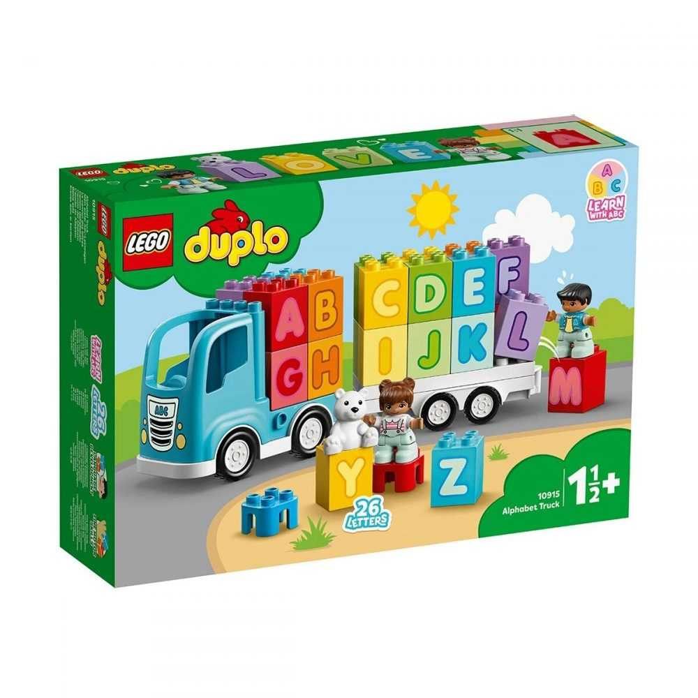 LEGO® DUPLO® My First 10915 – Азбучен камион