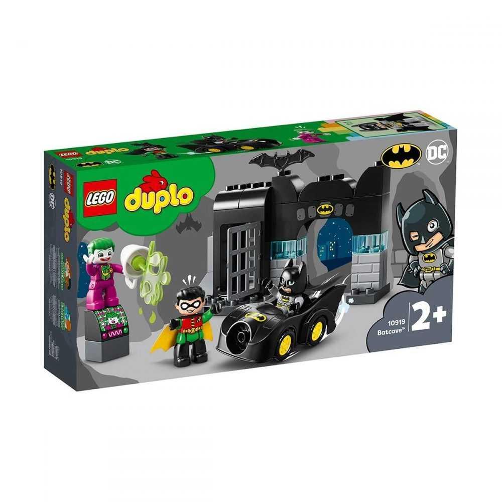 LEGO® DUPLO® Super Heroes 10919 – Пещерата на прилепа