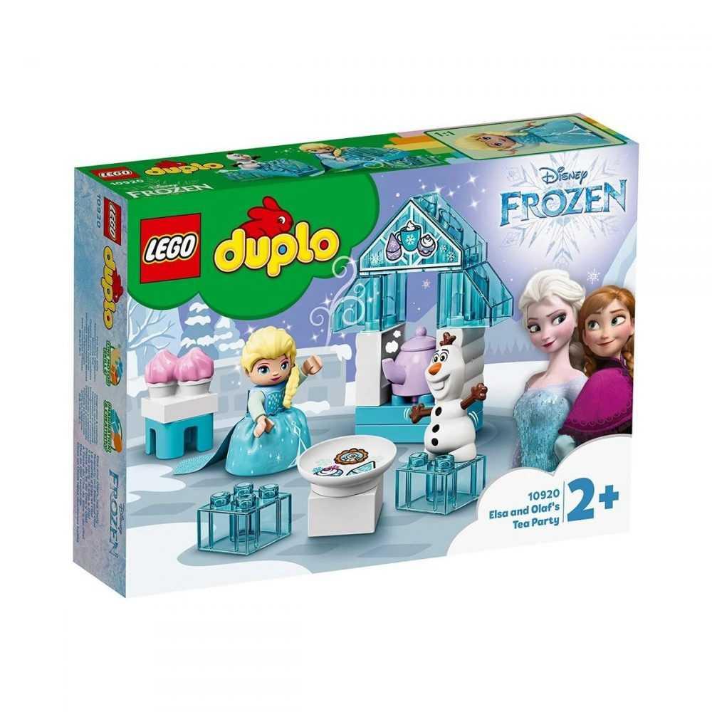 LEGO® DUPLO® Princess™ 10920 – Чаеното парти на Елза и Олаф