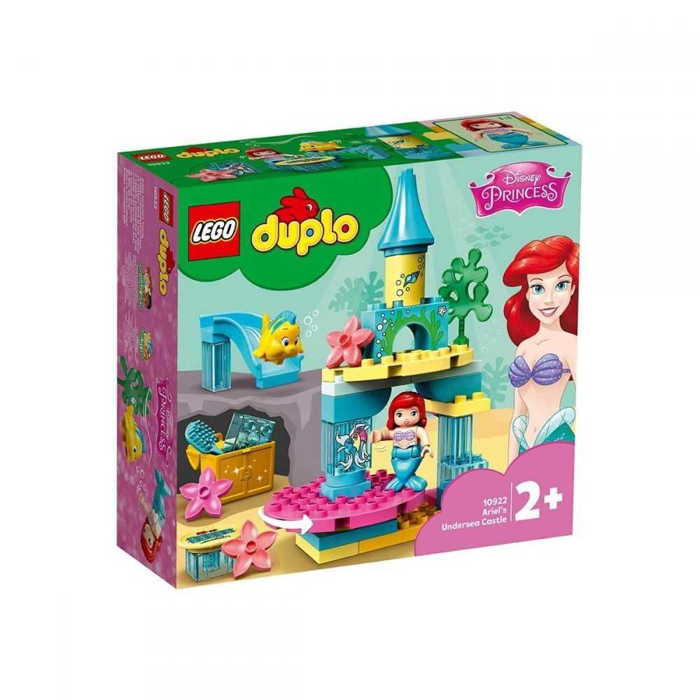 LEGO® DUPLO® Princess ™ 10922 – Подводният замък на Ариел