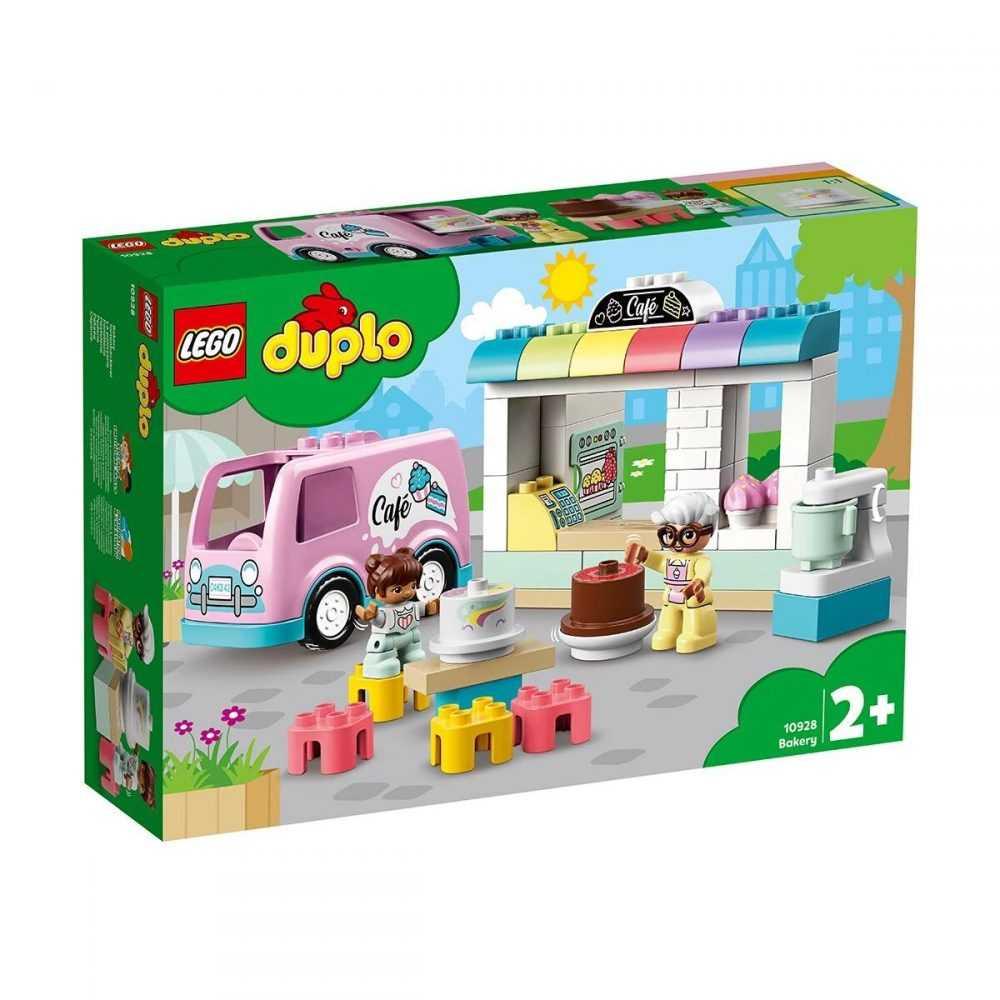LEGO® DUPLO® Town 10928 – Пекарна