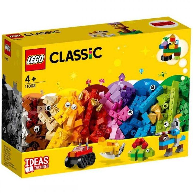LEGO® Classic 11002 – Основен комплект с тухлички