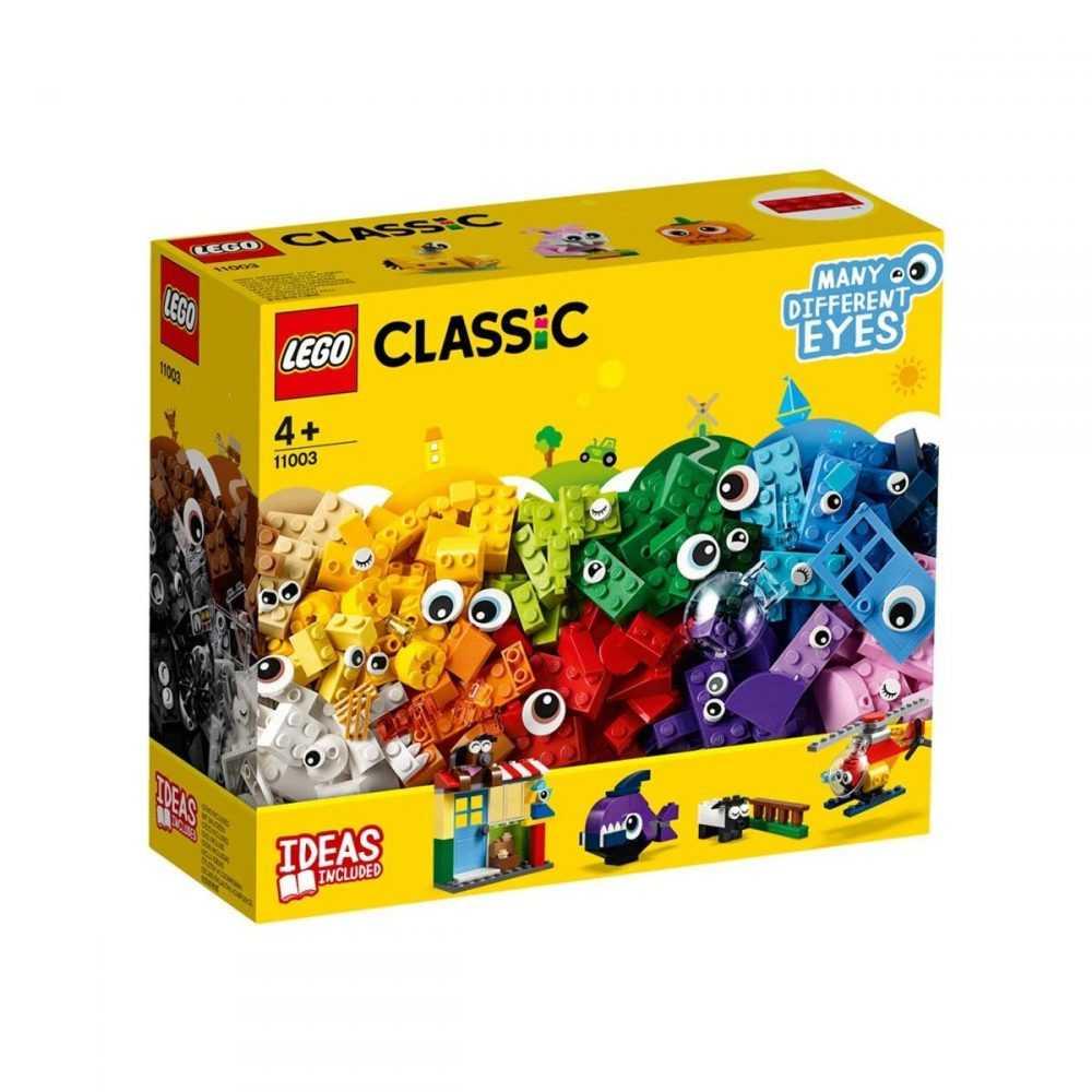 LEGO® Classic 11003 – Тухлички и очи