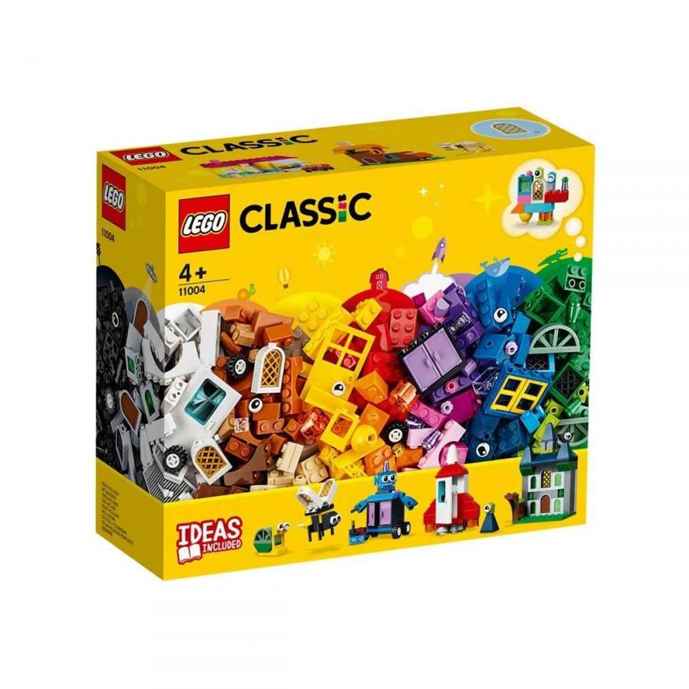 LEGO® Classsic 11004 – Прозорци към творчеството